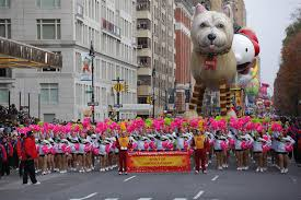 90th macy s thanksgiving day parade floats through nyc nbc news