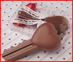 key to my heart gifts solid milk chocolate key to my heart unique novelty