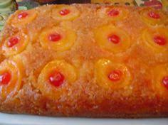 double pineapple upside down cake recipe pinapple cake