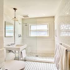 Subway Tile Bathroom White Subway Tile Bathroom Design Ideas