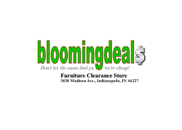 bloomingdeal furniture clearance store indy a list