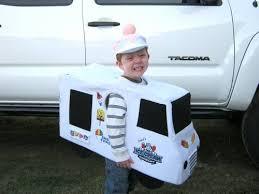 Truck Halloween Costume Ice Cream Truck Costume Craftster Craft Challenges Costumes
