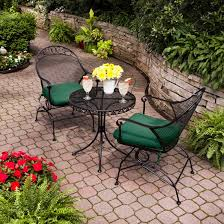 Replacement Cushions For Better Homes And Gardens Patio Furniture Replacement Cushions For Azalea Ridge Set Garden Winds Amazoncom