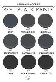 my top benjaminmoore black paint picks burlap and lace blog