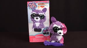 plush raccoon craft kit from the orb factory youtube