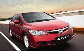 2006 honda civic airbag honda recall 1 90 lakh cars faulty airbag in india