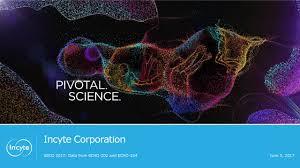 pattern energy investor relations incyte incy investor presentation slideshow incyte corporation