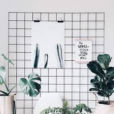 Urban Trends Home Decor Urban Jungle Memo Board In Scandinavische Stijl Trend Urban