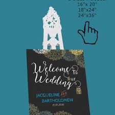 wedding welcome sign template shop wedding chalkboard welcome on wanelo
