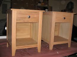 Mission Style Nightstand How To Build Your Own Secret Compartment Nightstand Diy
