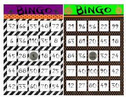 halloween multiplication bingo recommended for 3rd 4th or 5th