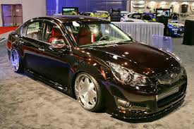 subaru legacy custom subaru legacy gt vip concept at 2009 sema show img 1 it u0027s your