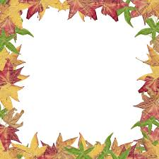 thanksgiving leaves clipart fall border fall leaves border clipart free clipart images 5 image