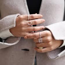 Gold Wave Ring Pura Vida Bracelets The Iconic Riva Diamond Hoop Riva Wave Rings Jewels