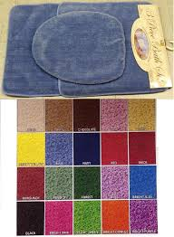 Throw Rugs For Bathroom by Magnificent 5 Piece Bathroom Rug Sets And 3 Piece Bathroom Rug