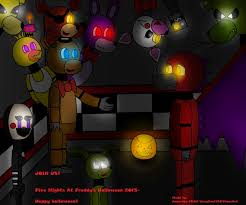 five nights at freddy s halloween update niksonyt s deviantart gallery 5 nights at freddy s trunk or treat
