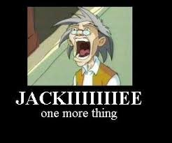 One More Thing Meme - jackiiiiiiieeone more thing funny pictures funny pictures best