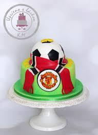 manchester united cake soccer pinterest manchester united