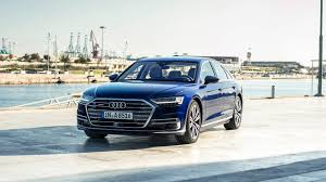 first audi 2018 audi a8 50 tdi first drive reconnaissance into the future
