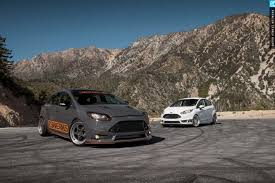 2014 ford focus st blue battle of the st fords fswerks focus vs
