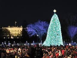 tree lighting ceremonies in dc md and va