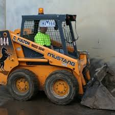 mustang bobcat excavation services in hawthorn