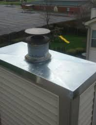 affordable chimney chase cover replacement cost