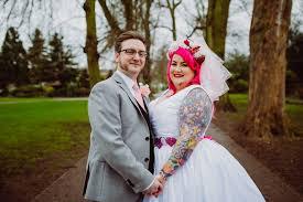 alternative registry wedding lichfield registry office wedding photography dan
