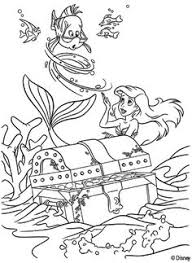 coloring pages ariel mermaid picture 33 550x770