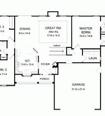 small ranch house plan small ranch house floorplan small open