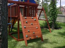 Diy Backyard Swing Set Do It Yourself Wooden Playset And Swingset Plans