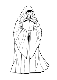 star wars empereur palpatine 1 star wars coloring pages