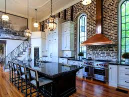 apartments stunning brick kitchen good questions dealing faux