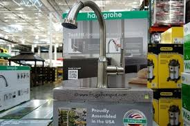 hansgrohe kitchen faucet costco pull kitchen faucet costco imindmap us