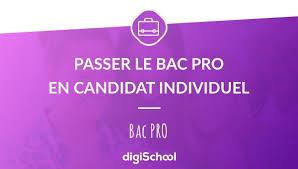 bep cuisine candidat libre s inscrire au bac pro 2018 en candidat libre digischool bac pro