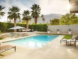 palm springs mid century modern landscaping mid century modern