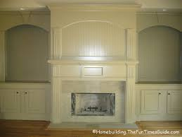 Built In Bookshelves Fireplace by Built In Bookshelves Add A Quality Touch To Custom Homes A Photo