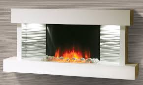 flamerite 5339 wall mounted electric fire suite amazon co uk diy