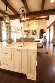 southern living kitchens ideas southern living showcase kitchen great room geschke