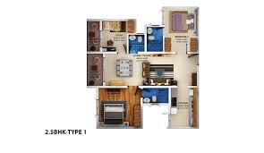 high rise residential apartment near hoodi circle in east