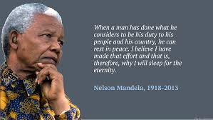 the wisdom of nelson mandela quotes from the most inspiring