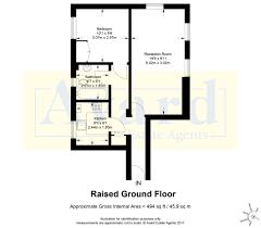 Estate Agents Floor Plans by Lansdowne Place Avard Estate Agents