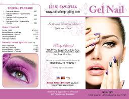 eyebrow waxing and nail salons near me hair nail spa printing