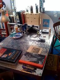 Studio Work Desk Timothy Hull