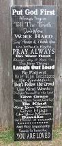 Family House Rules Best 25 Family Rules Sign Ideas On Pinterest House Rules Sign