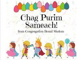 purim picture purim congregation bonai shalom