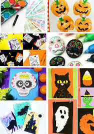 Crafts For Kids For Halloween - kid friendly halloween crafts arty crafty kids
