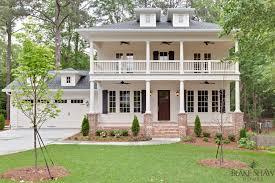 Southern Home Remodeling Ashford Park Custom Home Blake Shaw Homes Atlanta Athens