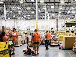Hit The Floor Amazon - amazon will build fulfillment center in new york city business