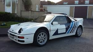 nissan leaf for sale ebay amazingly clean 1985 ford rs200 has driven just 1 760 miles